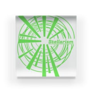 StellarismのS-23 Acrylic Block