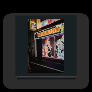 Shogo Hirokiの歌舞伎町 Acrylic Block