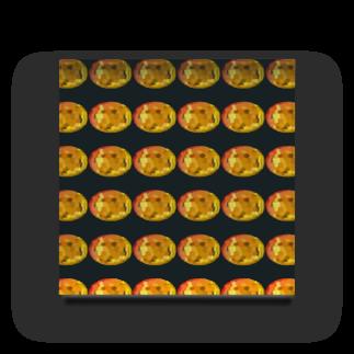 水草のスーパーオレンジ玉 Acrylic Block