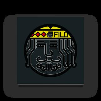 原田専門家のパ紋No.3406 FILO Acrylic Block