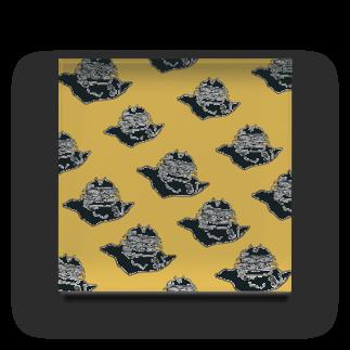 なるのパターン(スマイル セットで120円) Acrylic Block