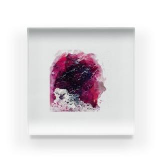 薄氷ベリー Acrylic Block
