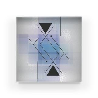 PaLe Acrylic Block