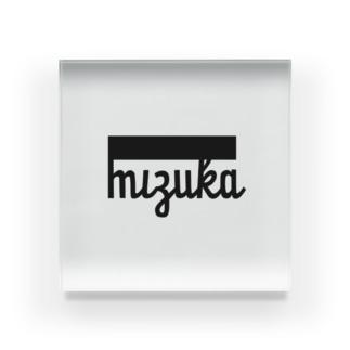 Mizuka_fan Acrylic Block