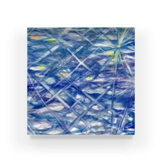 星の波スペシャル Acrylic Block