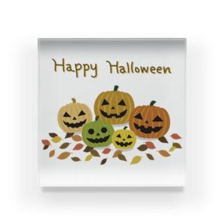 Halloween2019_1 Acrylic Block