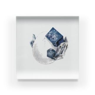 異界の結晶 アクリルブロック Acrylic Block