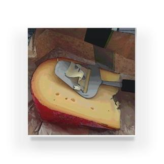 チーズ Acrylic Block