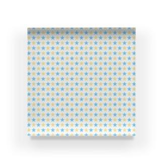 星模様 Acrylic Block