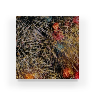 火花 Acrylic Block
