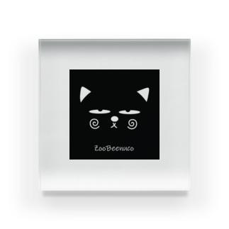 ZooBeenucoフェイス Acrylic Block