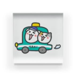 タクシー関連グッズ販売 Acrylic Block