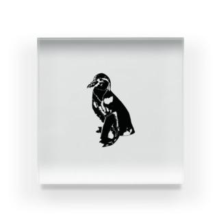 THE PENGUIN(ペンギン) Acrylic Block