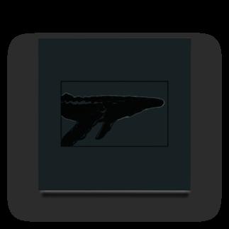 れいのTHE WHALE(クジラ) Acrylic Block
