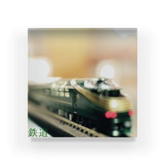 三軒家鉄道 Acrylic Block