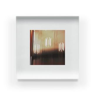 energy Acrylic Block