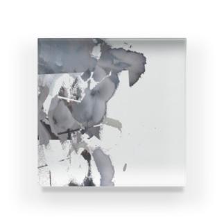 綿透野原 Acrylic Block