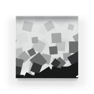 CUBE~mono・改~ Acrylic Block