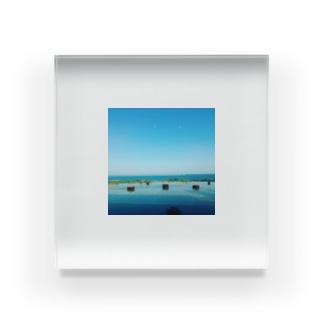 si- Acrylic Block