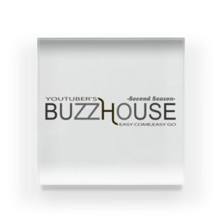 BUZZ HOUSE 2nd Acrylic Block