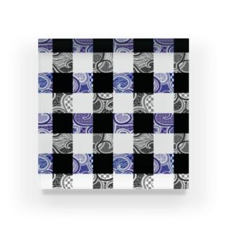No.011 Acrylic Block