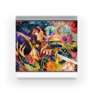 大日本帝国綺譚シリーズ/雪羅・アクリルボックス Acrylic Block