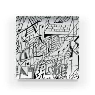 落書き Acrylic Block