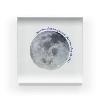 moon1997-acrylblock- Acrylic Block