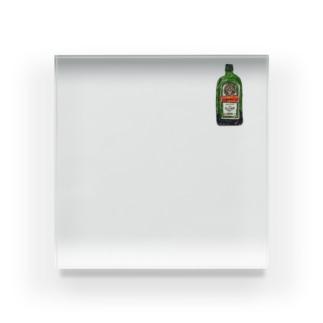 Jägermeister ワンポイント Acrylic Block