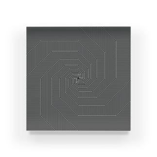 宇宙 -拡張- Acrylic Block