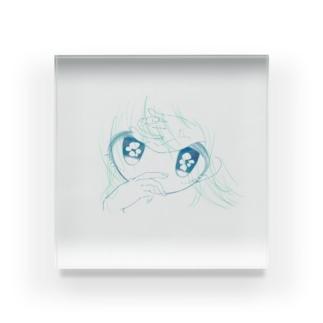 正夢 Acrylic Block