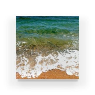 瀬戸内の海 Acrylic Block