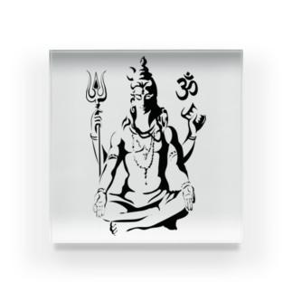 Shiva Acrylic Block