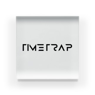 TIME TRAPER Acrylic Block