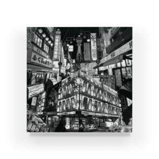QUALIA of X ズィ・大阪 Acrylic Block