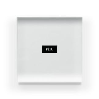 flip.Acryl01 Acrylic Block