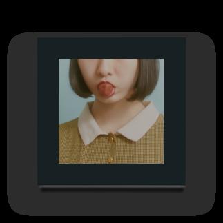 HANACHO-CHINのUMEBOSHI GIRL Acrylic Block