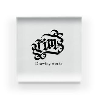 rim Acrylic Block