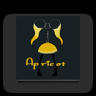 ウサネコのカクテル アプリコット Acrylic Block