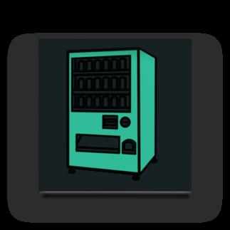 チョコリングボーイのお店の自動販売機 / type-E Acrylic Block