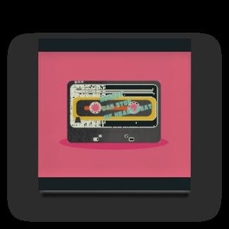 壱之助.comのカセットテープ Acrylic Block