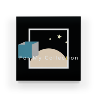 """For My CollectionのFor My Collection """"星"""" Acrylic Block"""