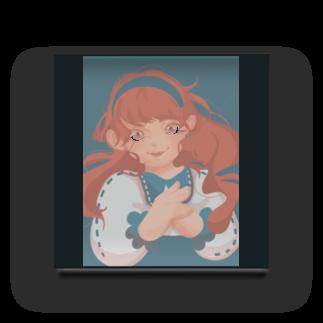 MINiの女の子 Acrylic Block