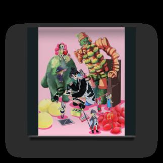 白水汰一のArt of flower アクリルブロック Acrylic Block
