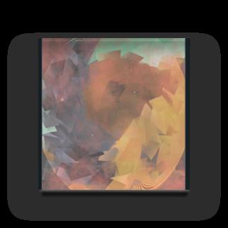 水草の春爛漫 Acrylic Block