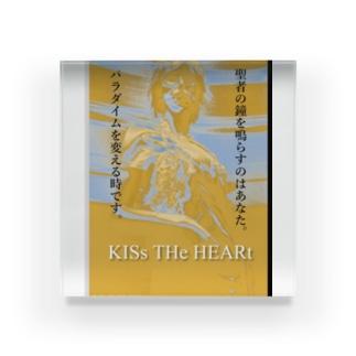 聖女の肖像 Acrylic Block