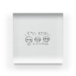 在処のお絵かき Acrylic Block
