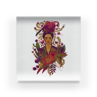 Frida Acrylic Block