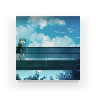 アクリル【sunlight】 Acrylic Block