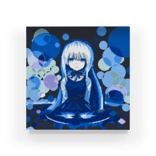 水泡に帰す Acrylic Block